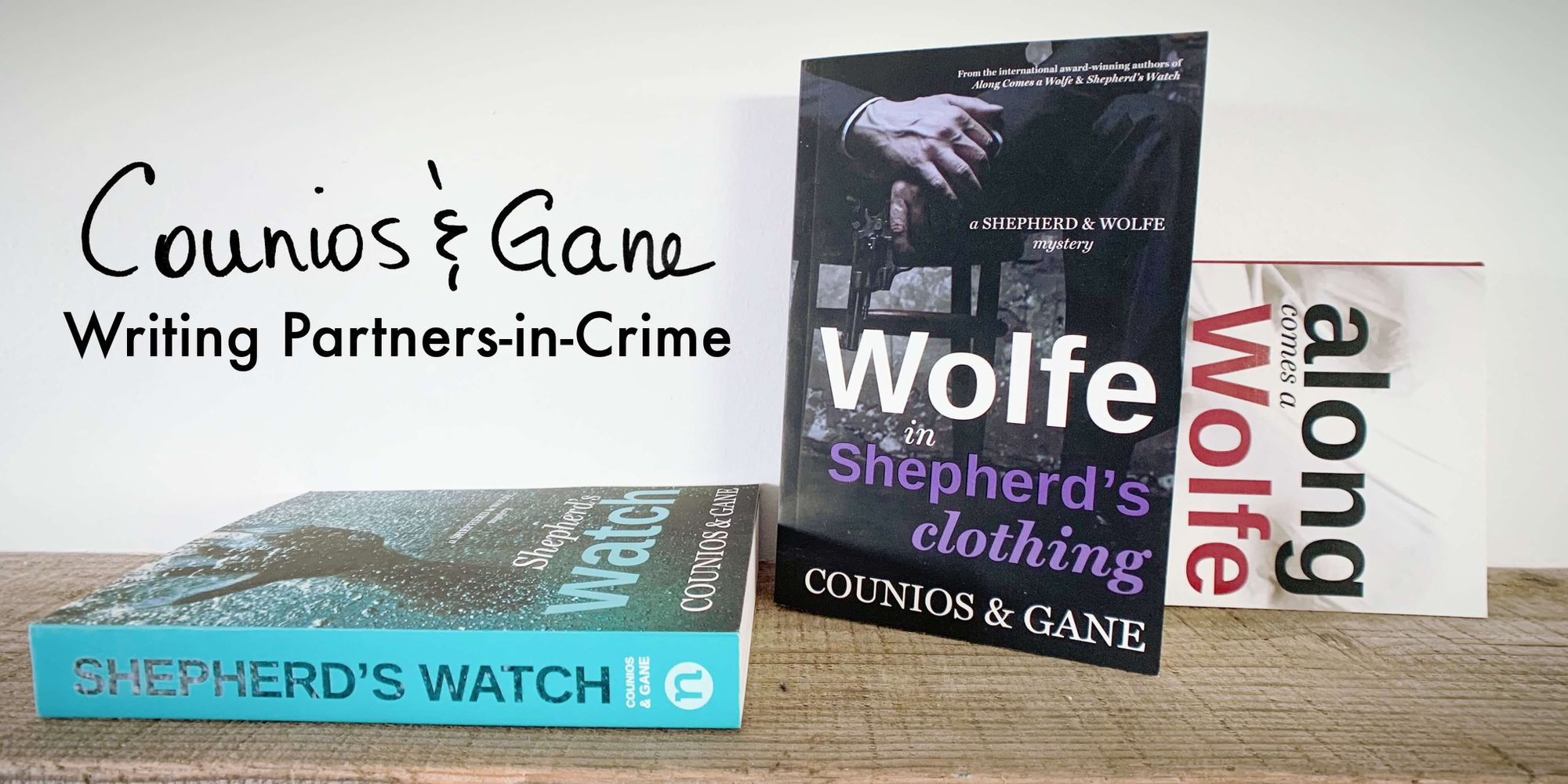 The Shepherd and Wolfe mysteries